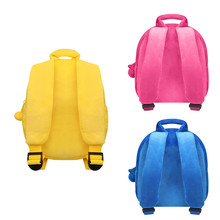Adorable Smile 2-4Yrs Baby Shark Bagpack for baby Plush Kids Backpack Drop Shipping 2019