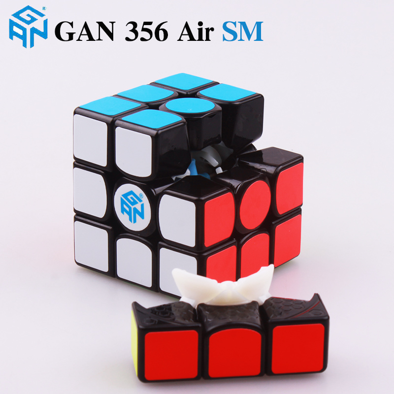 GAN 356 Air SM 3x3 Magnetic Cube GAN 460 M 4x4x4 Professional Speed Puzzle Cubes Gans 249 V2M Magnets Cubo Magico Toys For Kids