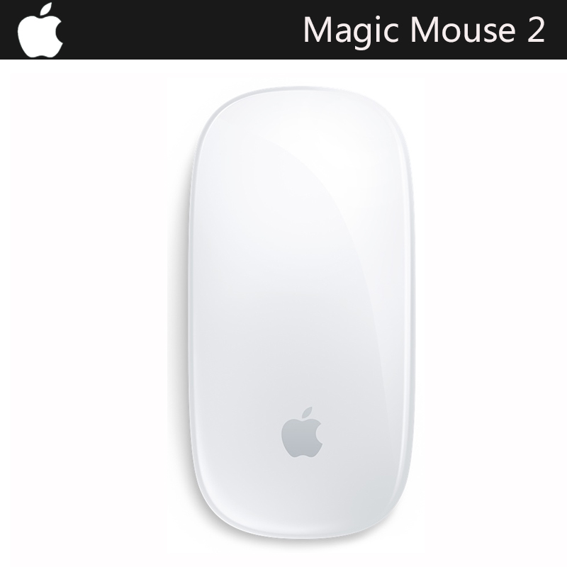 Apple Original Magic Mouse 2 Multi Touch support Windows macOS Bluetooth Wireless iMac Macbook Mac Mini and PC Computer Mouse 2