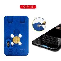 Fingerprint Repair Platform Heating Base for iPhone 8 8P 7 7P 6S 6 5 Fingerprint Repair Tools Home Return Button Repair Fixture