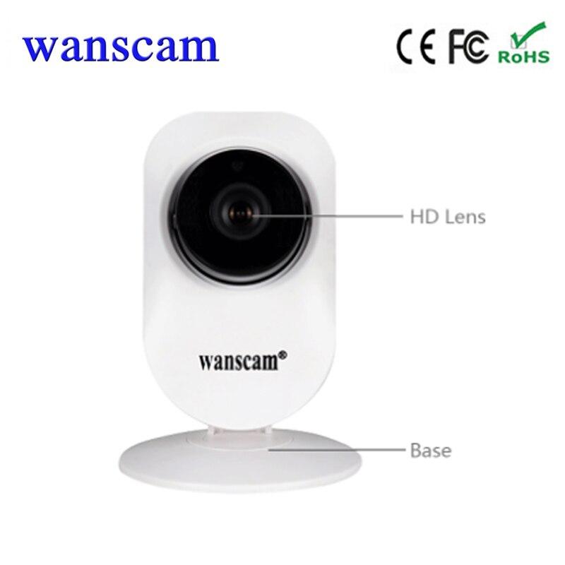 Wanscam HW0026 720 P P2P wifi IP caméra sans fil CCTV caméra de sécurité caméra mini moniteur bébé à la maison Caméra de surveillance