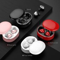 Bluetooth 5.0 TWS Wireless Earphones Bluethooth Earphone Noise Cancelling Earbuds With Mic For Mobile Phone Sport Earpiece