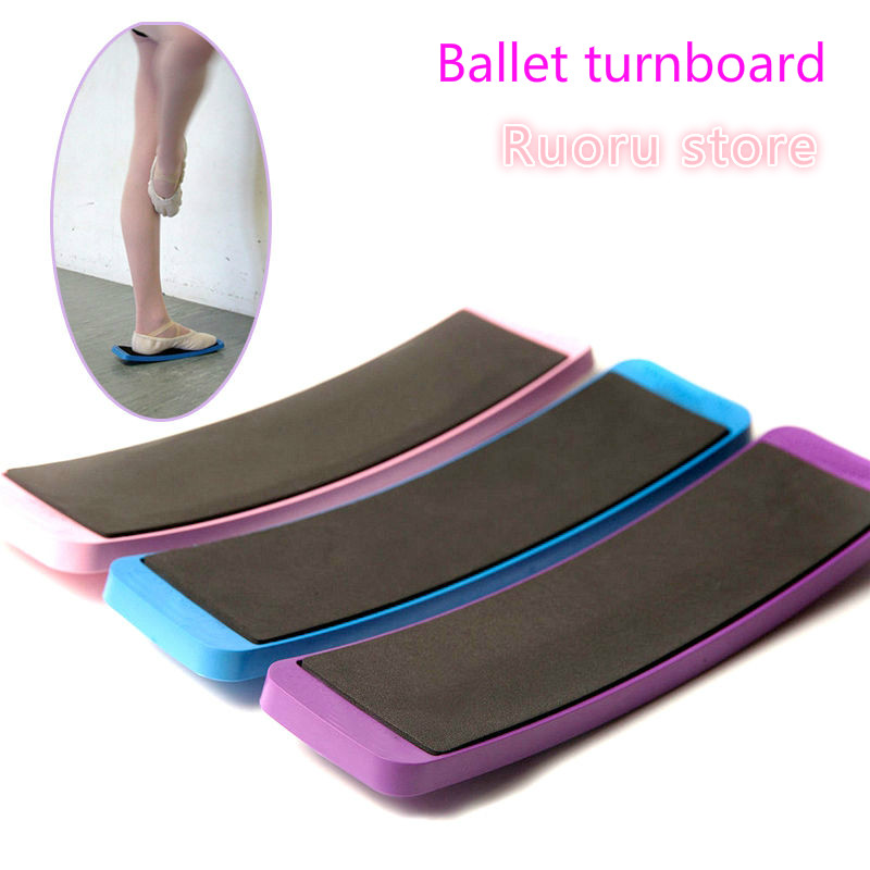 Ballet Turnboard Puple Pink Blue Ballet Dance Turn Board Ballet Pirouette Training Turnboard Dance Spin Turn Board Tools Is Fun