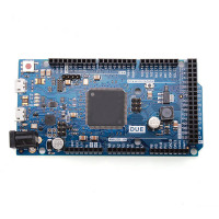 1PC Compatible DUE R3 32 Bit ARM With USB Cable 3 3V 84MHz Electric Board Module