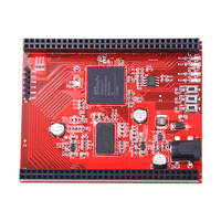XILINX FPGA Spartan6 Development Board XC6SLX16 Core Module With 256MB DDR3 Memory DC DC Chip MT41J128M16HA