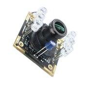 Módulo de câmera 2mp IR CUT modo automático noite dia luz infravermelha 1080 p hd reconhecimento facial|Câmeras de vigilância| |  -
