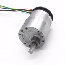 JGB37-520 Encoder Motor, Geared Motor, Smart Car DC Gear Motor, DIY Intelligent Device Motor 10pcs d2 1 tt motor diy kit intelligent tracking line smart car kit motor electronic production smart patrol automobile parts
