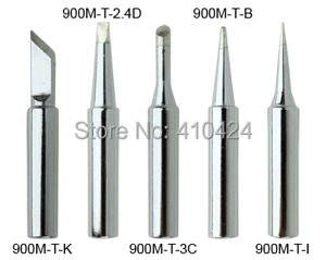 Soldering-Iron-Tips-Set 900m-T-Series Hakko 900m 852D New 5X for 907 933/852d/852d/Soldering-station