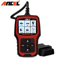 Original Ancel Car Diagnostic Tool OBD2 AD410 OBD 2 Code Reader SAS ABS Airbag Reset Engine