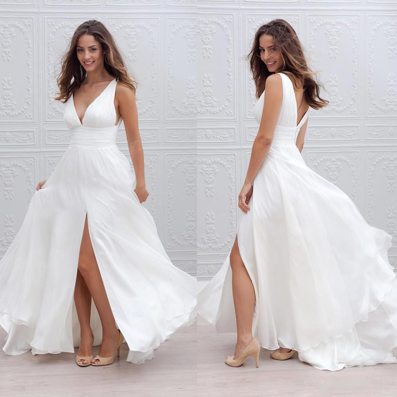 Beach wedding dresses to buy popular unique beach wedding for Buy beach wedding dress