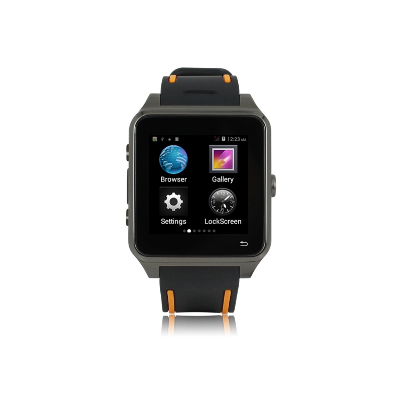 New Wearable Devices ZGPAX S82 Smart Watch Phone Dual Core 1 5 5MP Camera 3G GPS
