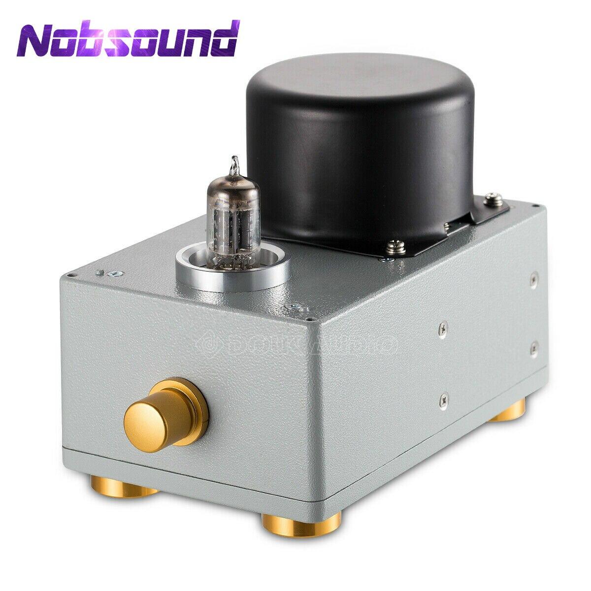 Nobsound Handmade Hi-Fi Stereo Vacuum Tube 5687 Pre-amplifier For CD Player Amplifier