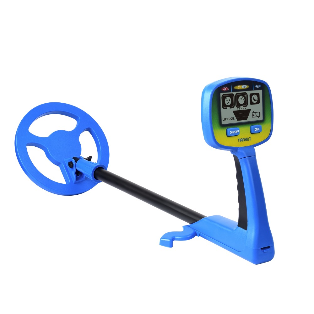 цена Education Metal Detector Underground Parents-Kids Gift Beach Treasure Hunter Detector Tool Gold Finder Metal Seeker Beginner