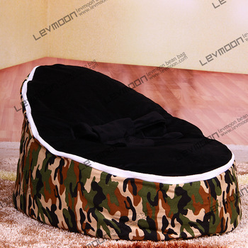 baby bean bag cover with 2pcs black up covers baby bean bags baby bean bag chair baby bean bag bed beanbag seat FREE SHIPPING free shipping baby bean bag with 2pcs up covers baby bean bag chair kid s bean bag seat cover only bean bag chair cover