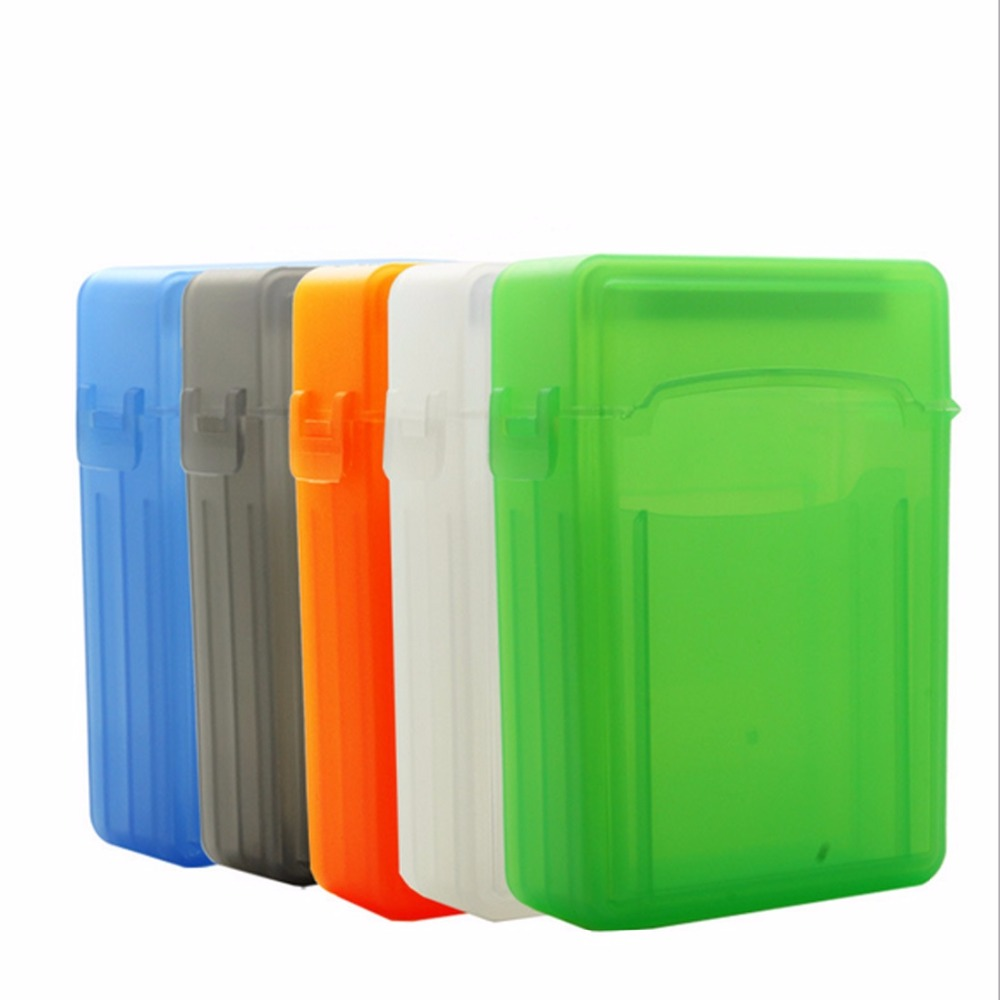 2.5 Inch IDE SATA HDD Caddy Case External Hard Drive Disk Storage Box For Hdd Enclosure Cases For Seagate WD My Passport