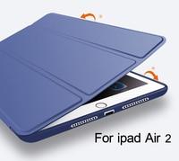 Case For Apple Ipad Air 2 Ultra Slim Smart Case 3 Folding Stand Auto Sleep Wake