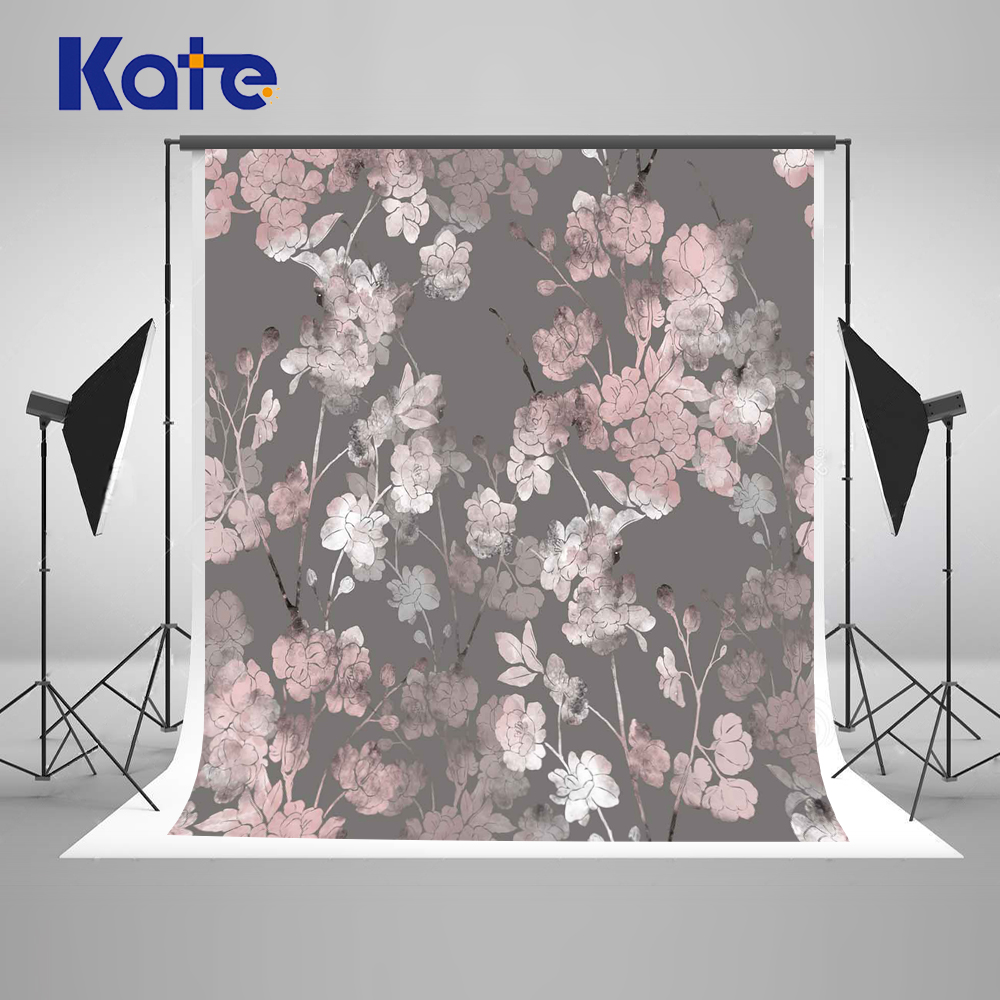 Kate Children Muslim Photography Backdrop Studio Flowers Camera Fotografica Profissional Newborn Washable Photo Booth Backdrop kate country life camera fotografica profissional old house photography backdrops children washable photo background