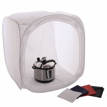 photo light kit photo 80cm Folding Photo Studio Shooting Tent Softbox with 4 Backdrops Photo Studio Accessories from Cons CD50