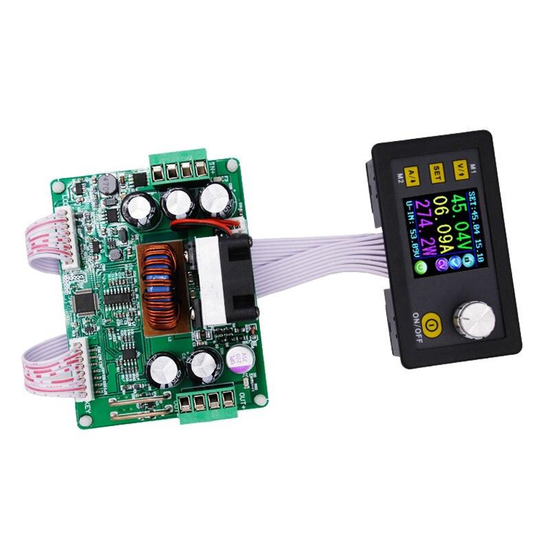DPS3012 ЖК-дисплей дисплей постоянная Напряжение ток Шаг вниз программируемый Питание понижающий Напряжение конвертер 10%
