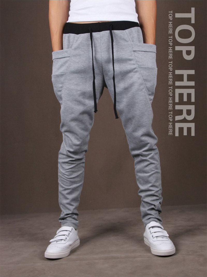 ZOGAA Hot Sale Men Fitness Running Pants Sports Tights Gym Training Skinny Leggings Mens Joggers Sweatpants in Sweatpants from Men 39 s Clothing
