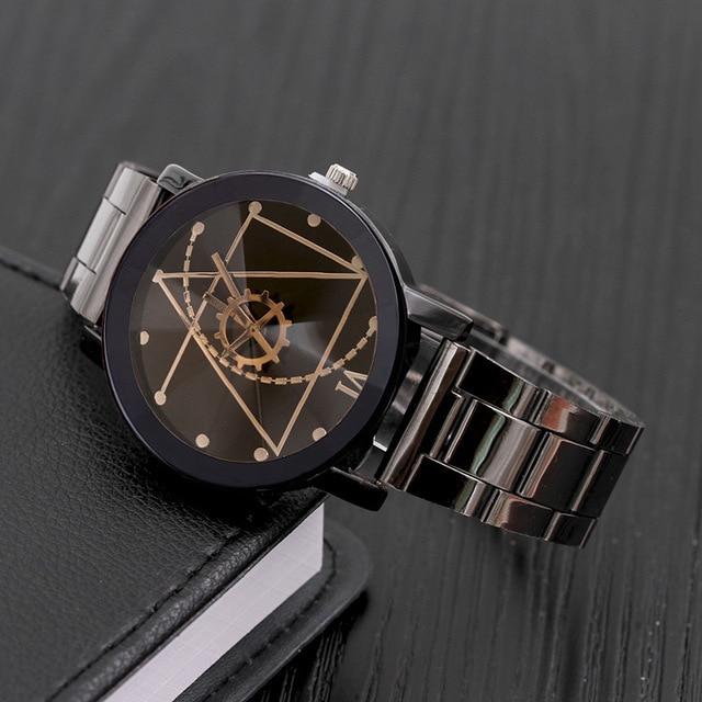 2018 Luxury Watches Men and Women Watches High Quality Watch Splendid Original Unique Designer Quartz Watch Les Montres Hommes