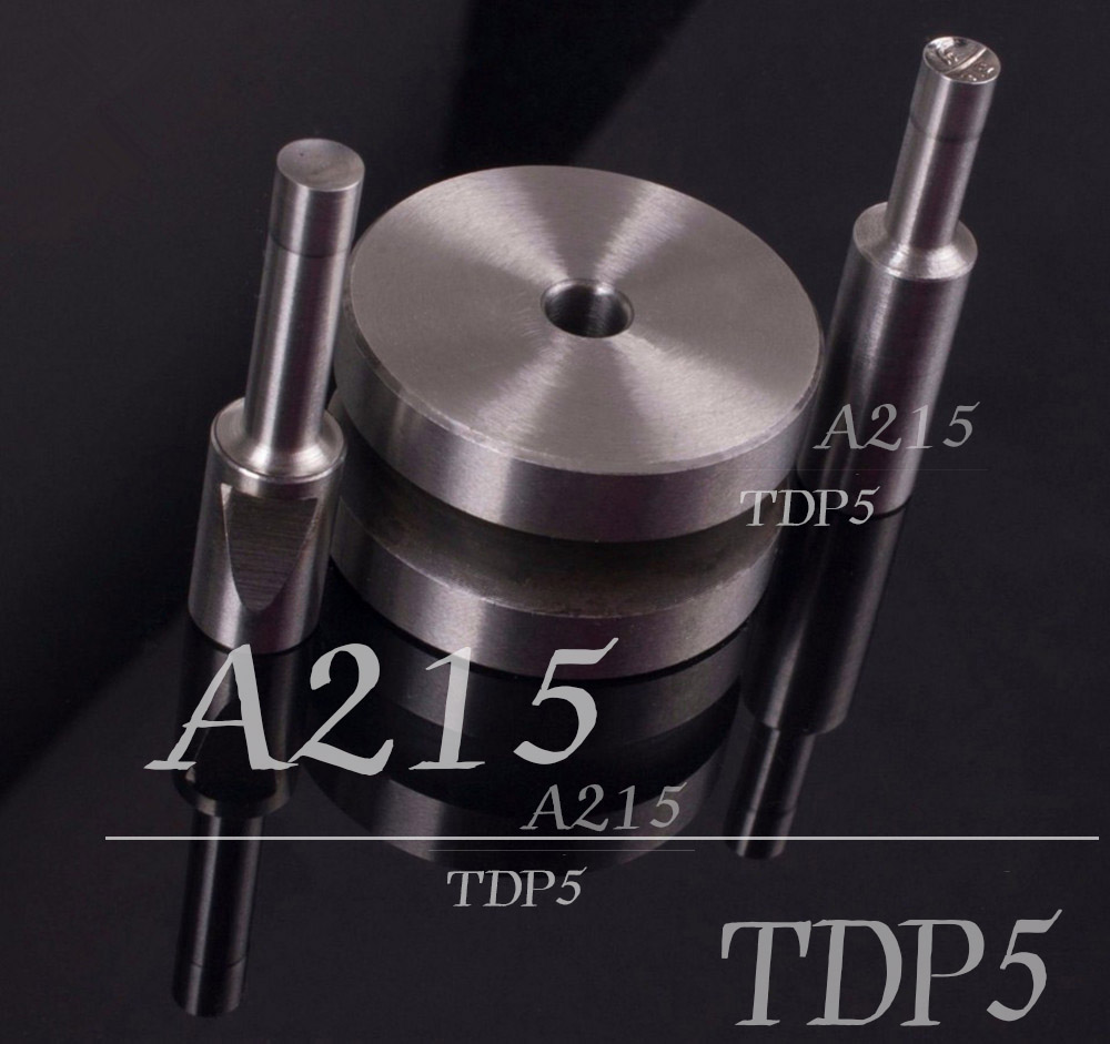 New A215 Stamp Die Mold Die Punching for Tablet Press Machine TDP-5 Free Shipping ha ha die mold manipulator accessories big big jig jig mold with a switch ha ha mold manipulator assembly