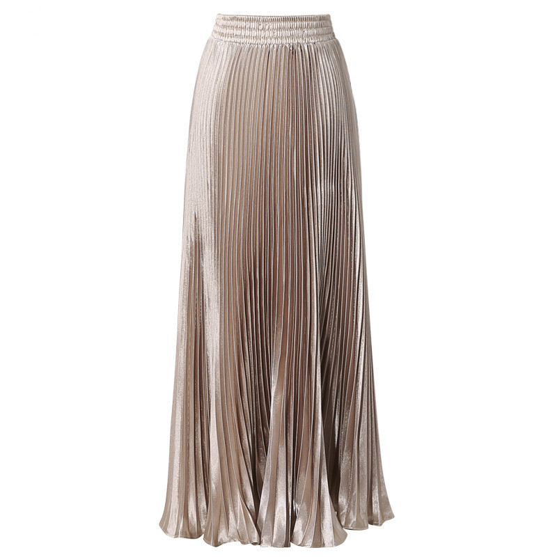 Popular Metallic Gold Skirt-Buy Cheap Metallic Gold Skirt lots ...