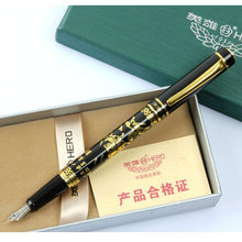 Hero curved tip pen art calligraphy Bajun books law students, free shipping