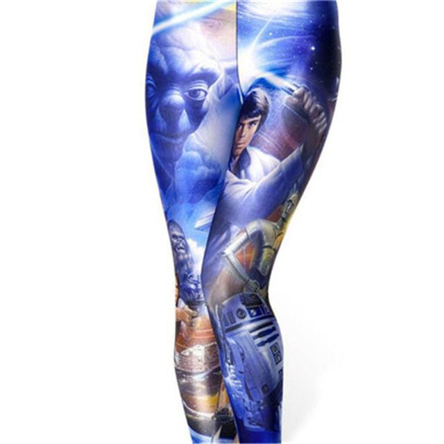 Star Wars Printed Leggings