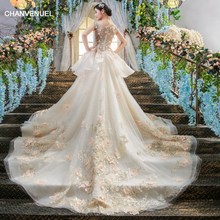 CHANVENUEL LS00405 robe mariage wedding dresses