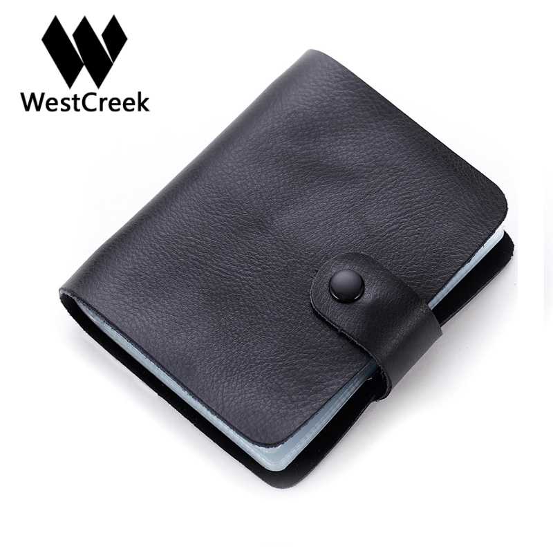 все цены на 60 Slots Women Men Credit Card Holder Leather Buckle Large Capacity Business ID Holders Organizer Cardholder онлайн