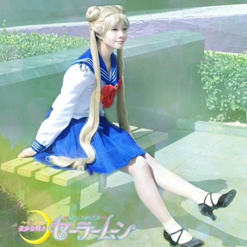 Anime font b Sailor b font font b Moon b font Crystal Serena Tsukino Usagi Tsukino