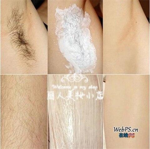 effetti crema depilatoria