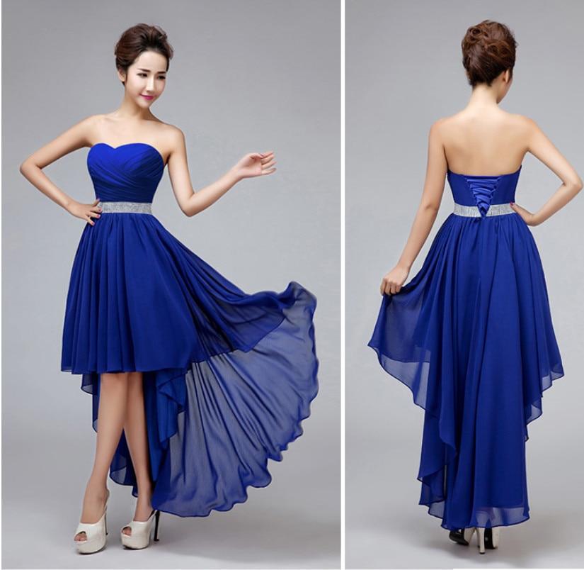 Aliexpress.com : Buy Cheap Price Sweetheart Royal Blue Bridesmaid ...