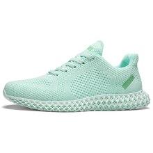 2019 Men's Flyknit Outdoor Running Sports Shoes Sneakers For Men Sport Trekking Jogging Run Running Shoes Sneakerss Man