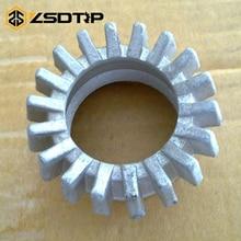 ZSDTRP 1 пара Алюминиевый винт выхлопной трубы Чехол для CJ-K750 BMW R12 R75 M1 M72 Урал используется на 24HP и 32HP глушитель