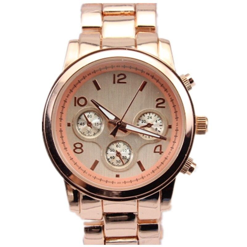 Hot sales fashion watches women Gold Quartz Movement Tada Brand Watches Male/female Fashion lady watches hot sales gold watch