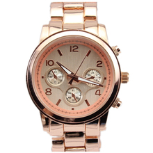 Hot sales fashion watches women Gold Quartz Movement Tada Brand Watches Male female Fashion lady watches