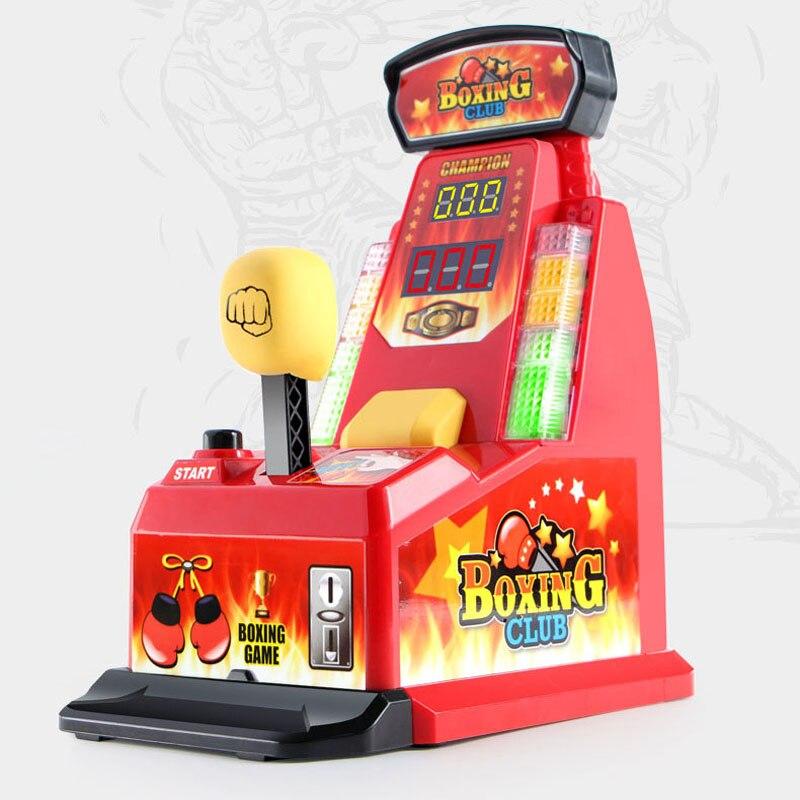 Nouveau jeu de Puzzle combat Machine extensible jouet doigt boxe intégrateur Mini Table Type doigt Force roi combat pour enfants jouet