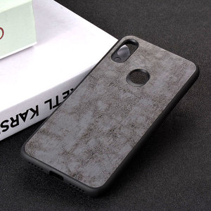 Image 1 - กรณีสำหรับ Xiaomi Redmi หมายเหตุหมายเหตุ 5 6 6A 7 Pro S2 funda Luxury VINTAGE หนังโทรศัพท์กรณี TPU + PC capa coque