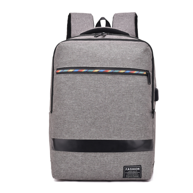 HOT New Designed Brand Cool Urban Casual Backpack Men Business 15.6 inch USB Charging Laptop Backpack Computer Backpacks