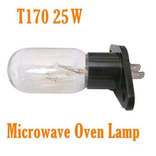 Новый универсальный микроволновая печь свет лампы