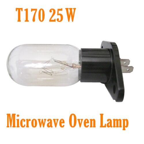 New Universal Microwave Oven Light Lamp Bulb T170 Base Design 240v 25w For Panasonic Daewoo Samsung
