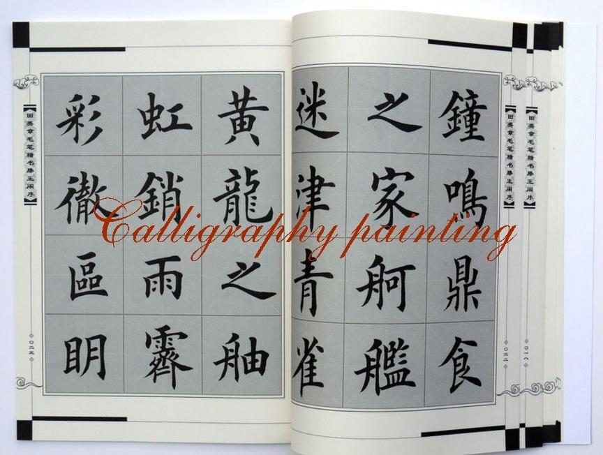 Chinesa Dicionário Livro Yan Zhenqin