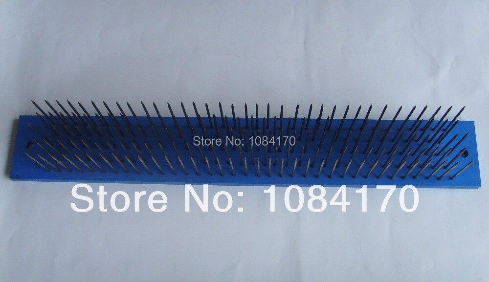 1PC/Lot 50cm*8cm hair hackle hair extension tools machine weft tools hair extension making tools 1pc 50cm