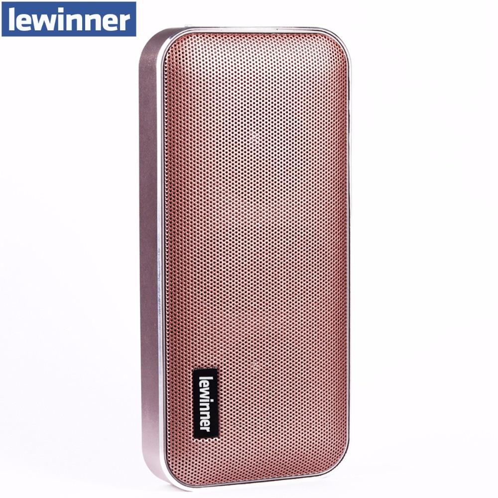 lewinner BT205 Mini Bluetooth speaker Portable Wireless Loudspeaker Sound System 3D stereo Music surround