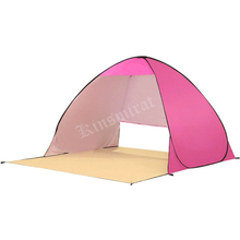 Automic Opening UV-protection Camping Tent Sun Shelter ice fishing tent Waterproof Polyester Fabric