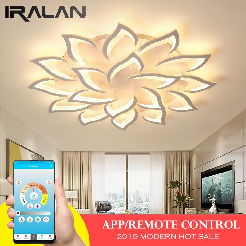 Leuchte Moderne Led Kristall Deckenleuchte Licht Mit 8 Lichter Für Wohnzimmer Beleuchtung Für Zuhause Lustre De Sala Kostenloser Versand Licht & Beleuchtung