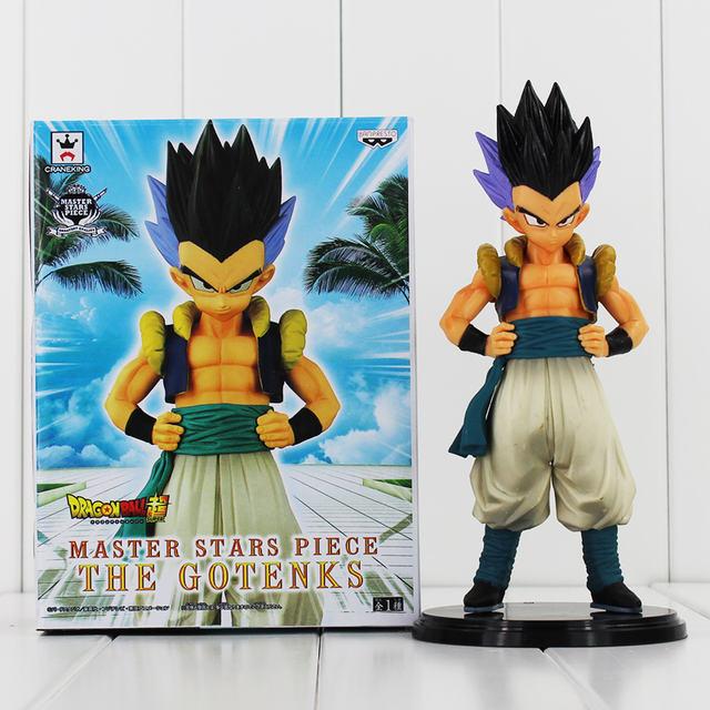 """8"""" 20cm Dragon Ball Z Super Saiyan Gotenks"""