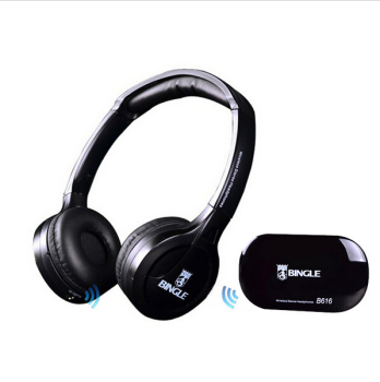 Multifunction Wireless Headset With Microphone